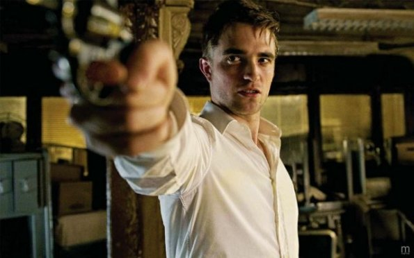 "Robert Pattinson en ""Cosmópolis"""