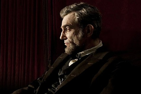 "Daniel Day-Lewis en ""Lincoln"""