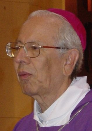Mons. Celso Yegros, quien falleció ayer.