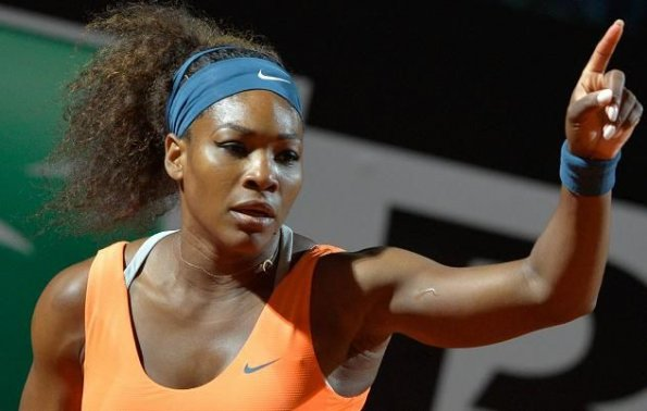 Serena Williams sigue liderando el ránking de la WTA.