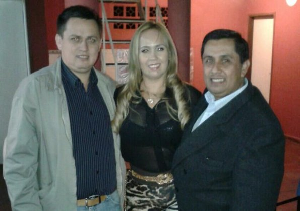 Aldo, Blanca y Alcides Fonseca Legal.