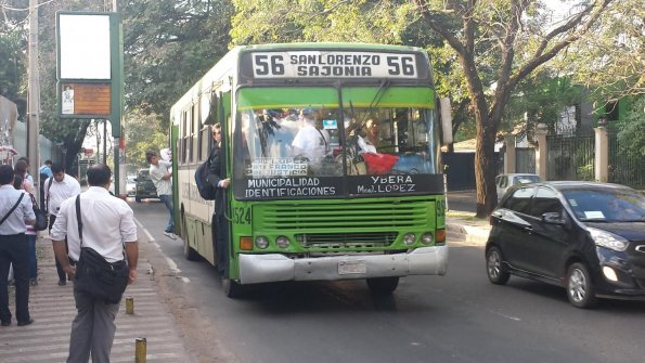 Crean app para ubicar buses nacionales abc color for Delivery asuncion