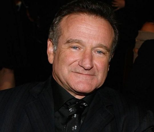 Muere el actor Robin Williams.