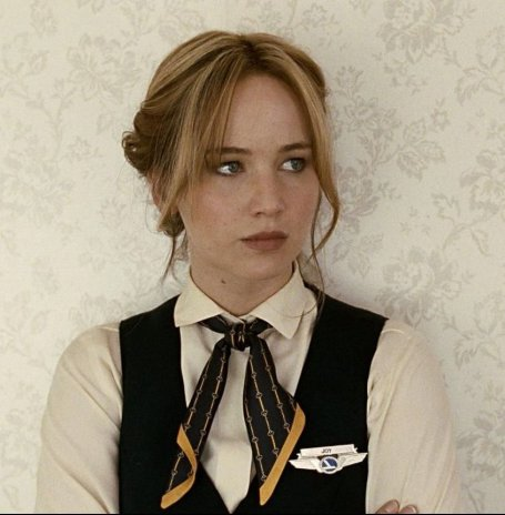 "Jennifer Lawrence en ""Joy""."