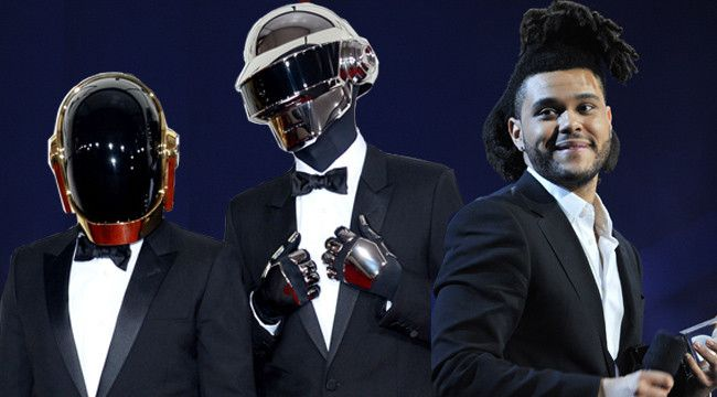 "ESPECTACULOS | Daft Punk vuelve de la mano de The Weeknd con ""Starboy"""