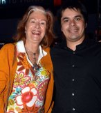 Gisella von Thuemen y William Aguayo.