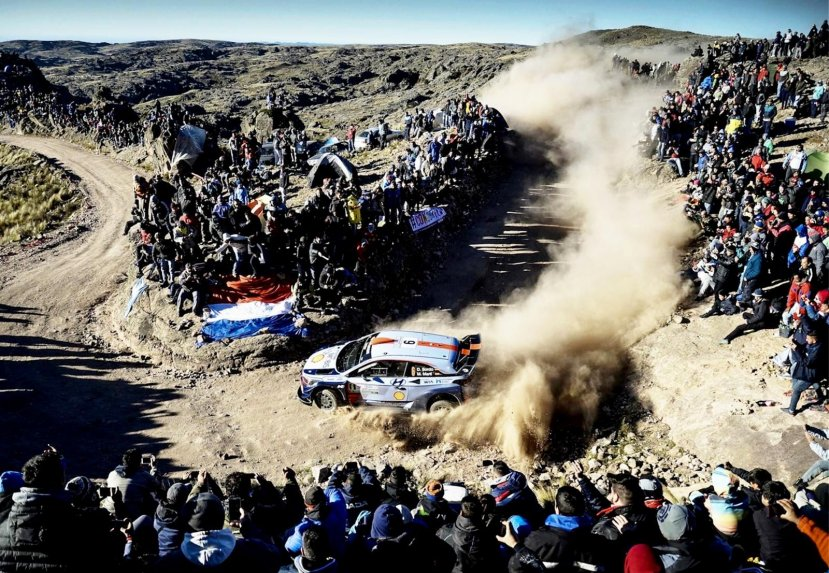 CHILE STEPS UP TO 2019 WRC – Rallystar