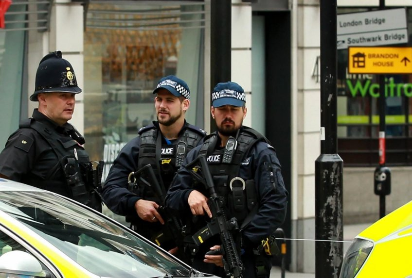 Incidentes en Londres son actos terroristas — Policía