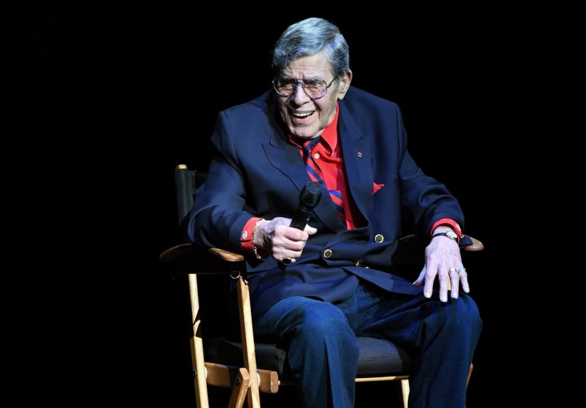 Fallece legendario actor cómico Jerry Lewis