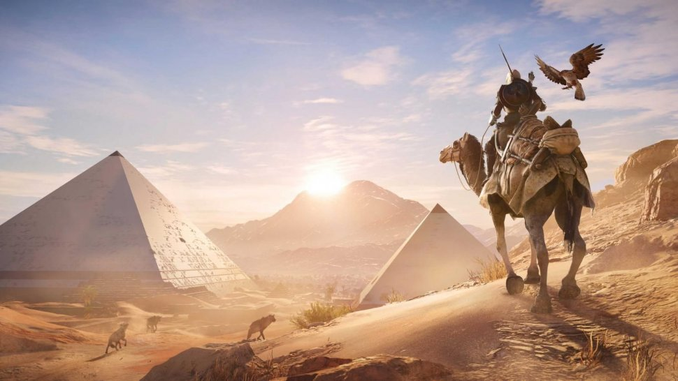 Assassin's Creed: Origins tendrá un modo extra llamado Discovery Tour