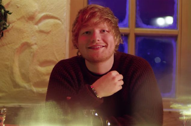 Ed Sheeran estrena video de