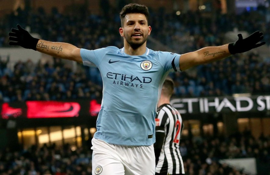 Manchester City vs Newcastle United, fútbol de Inglaterra — En vivo