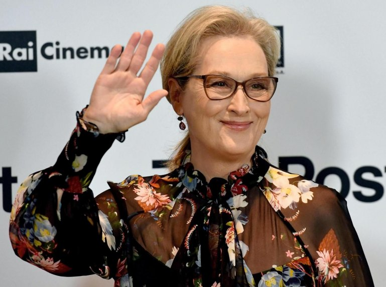 Meryl Streep, leyenda viva de Hollywood