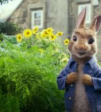 James Corden pone voz a Peter Rabbit.