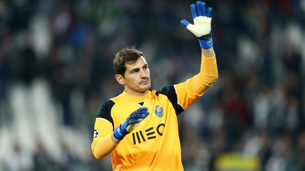 Porto confirma el adiós de Casillas al final de temporada