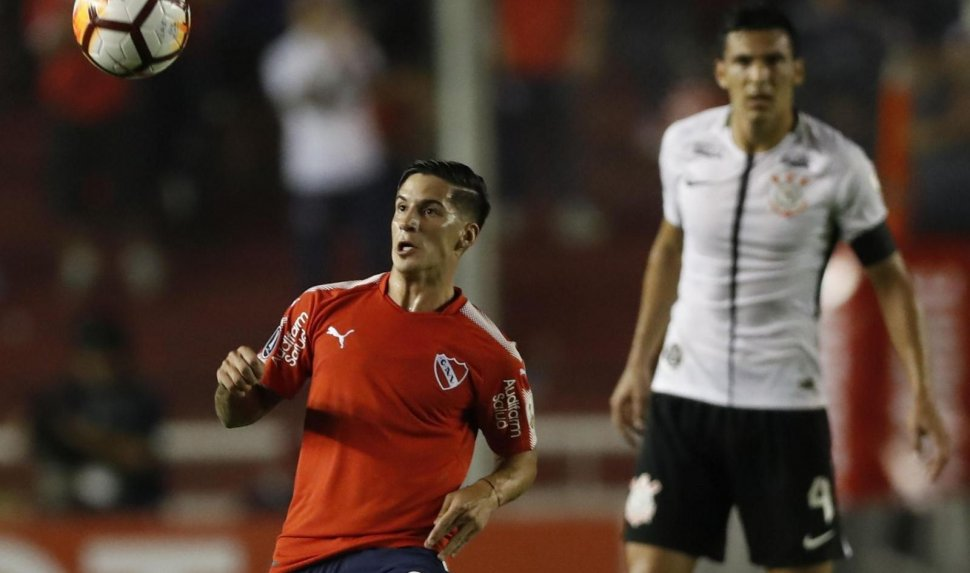 (VIDEO) Independiente y Gaibor se tomaron la revancha ante Corinthians