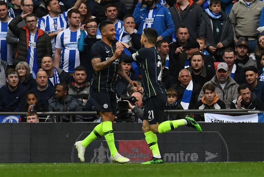 El Manchester City sella su pase a la final