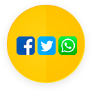 Acesso redes sociais sem descontas da sua franquia