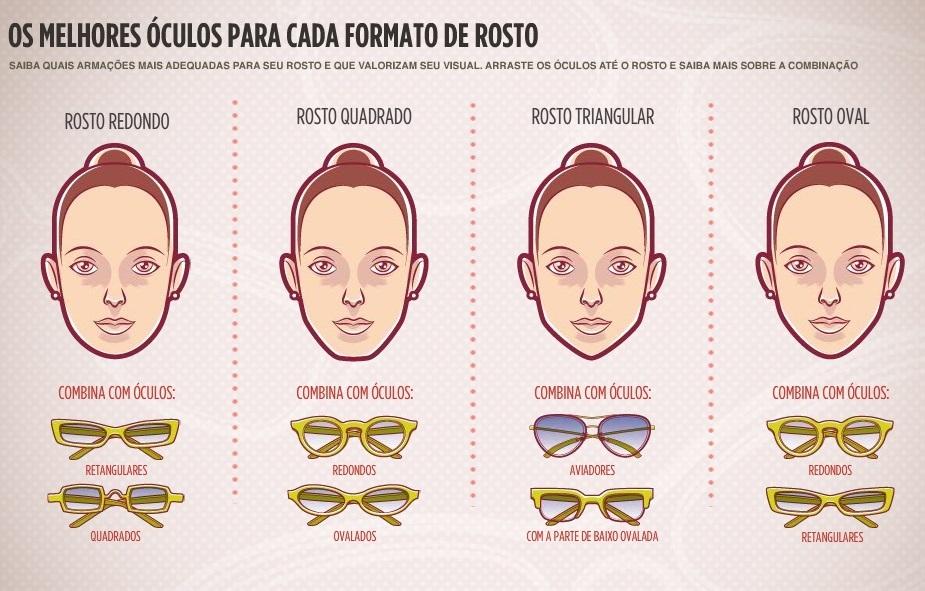 74e924c16c916 Aprenda como Escolher o Melhor Modelo de Óculos para o seu Rosto ...