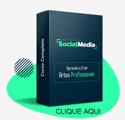 design gráfico mídias sociais