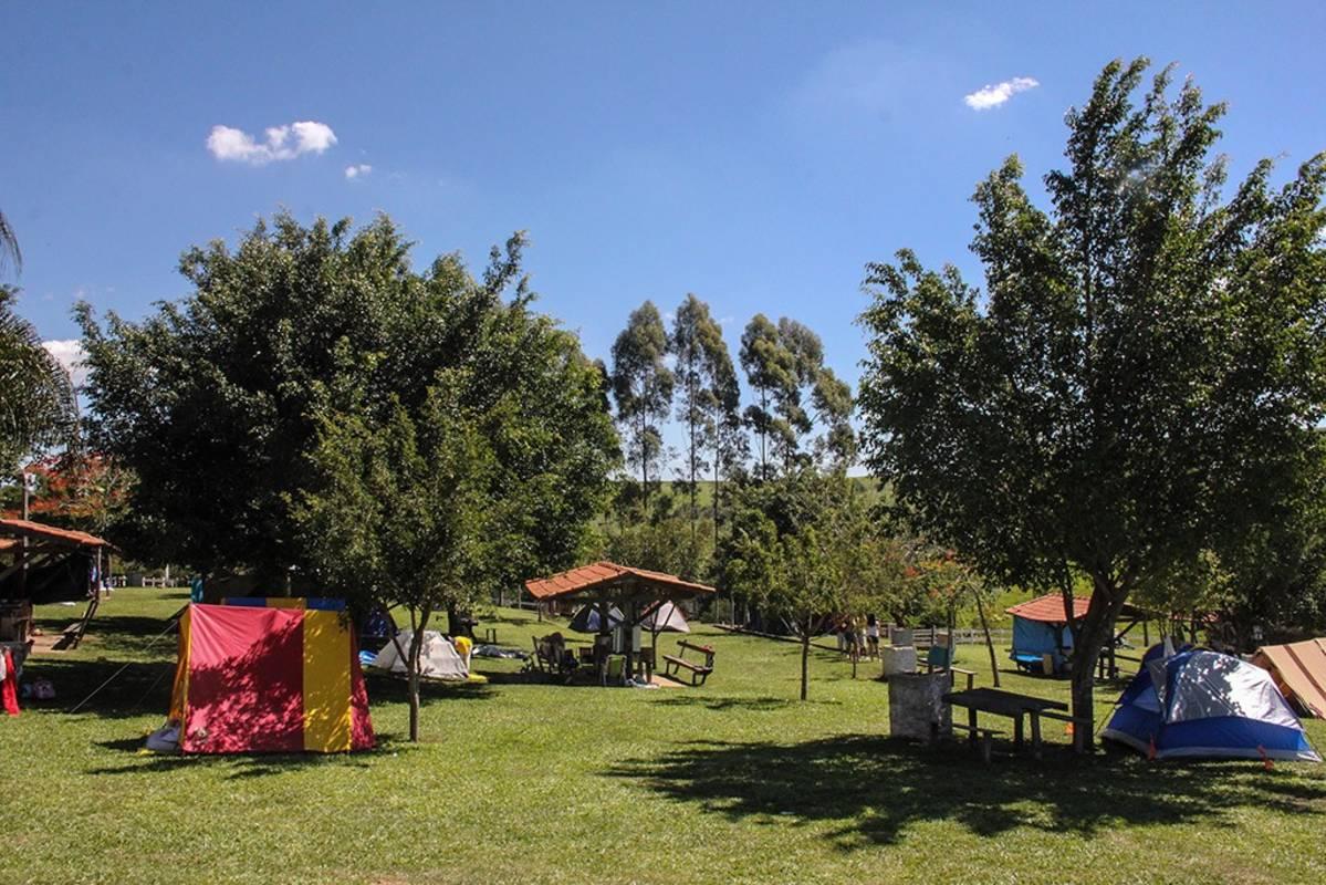 aaa686d23 Camping Cachoeira Do Saltão