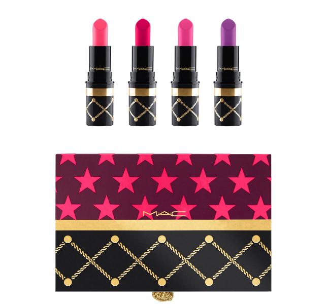nutcracker lipstick lit