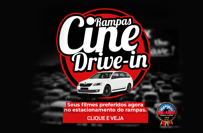 Banner Home - Cine Drive-In