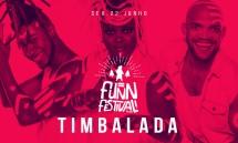 TIMBALADA – 22.06.2018 - FUNN FESTIVAL 2018