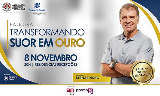 Bernardinho do Vôlei em São Luís