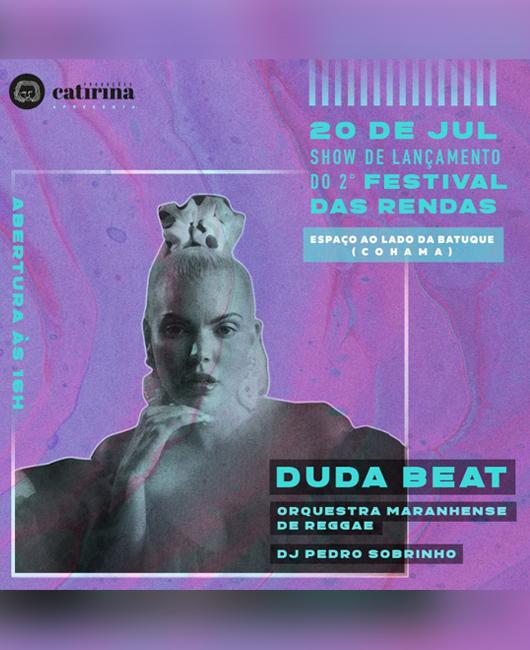 Show Duda Beat em São Luís