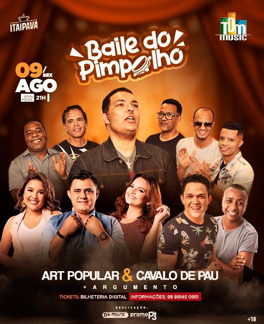Show Art Popular em São Luís