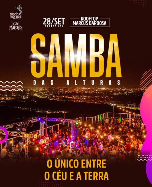 Samba Das Alturas São Luís