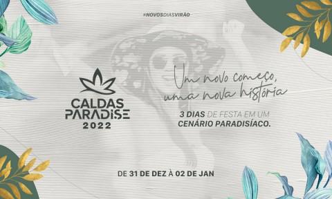 RÉVEILLON CALDAS PARADISE