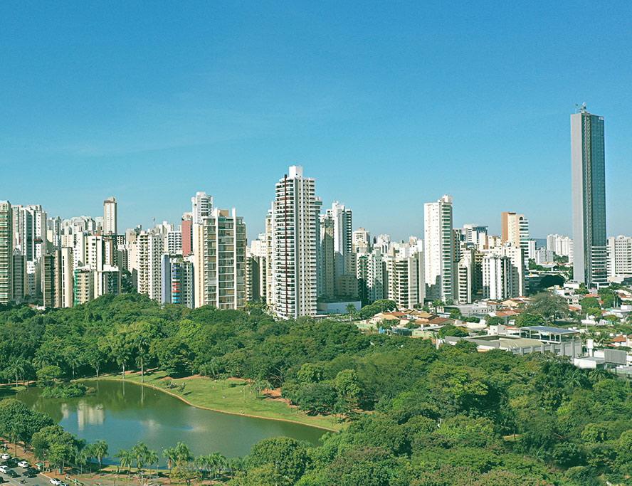 Viver em Goiânia: Conheça os Diferenciais da Cidade