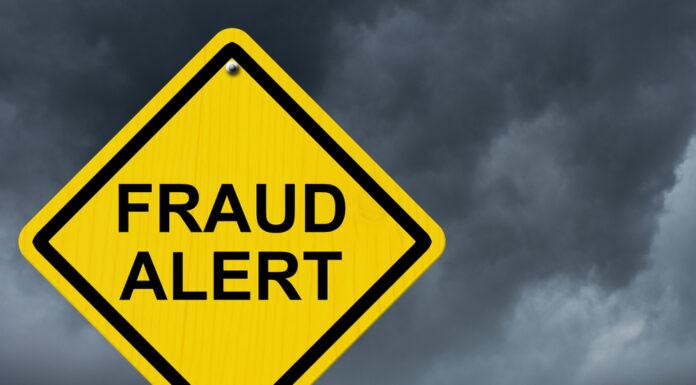Alerta de fraude