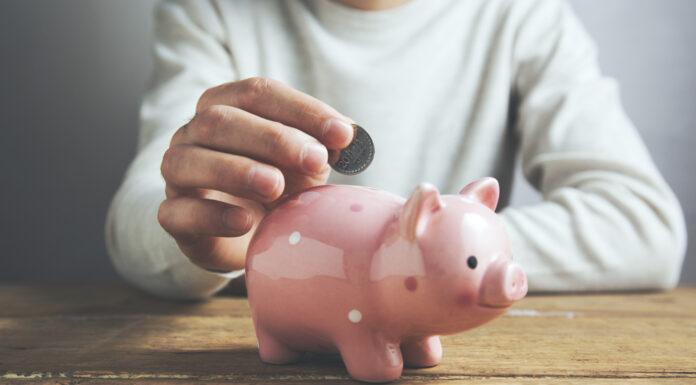 Colocar dinheiro na sua conta