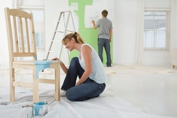 reformar uma casa