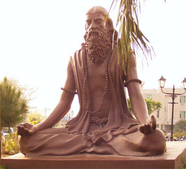 Estátua Patanjali Statue