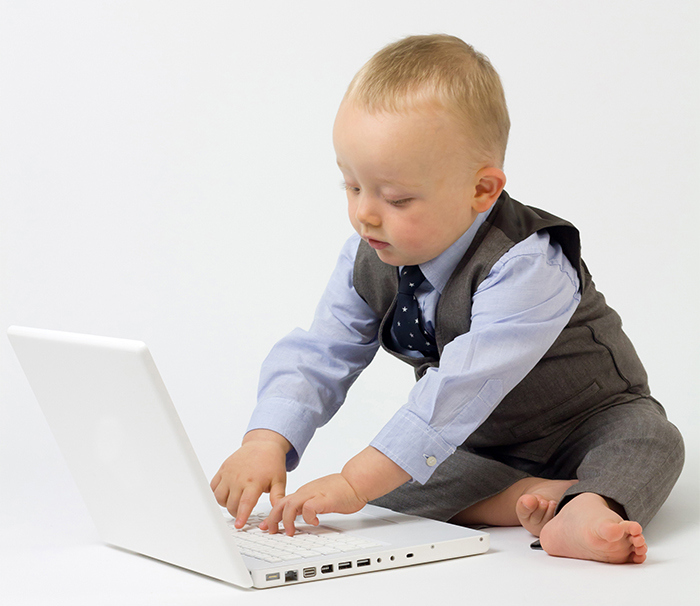Bebe e tecnologia