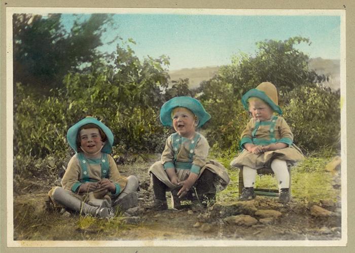 Crianças Antigas