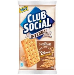 BISC.CLUB SOCIAL INT.5 CEREAIS 144g