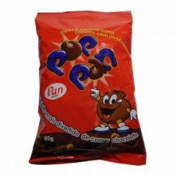 PIPOCA PAN C/CHOCOLATE 80g