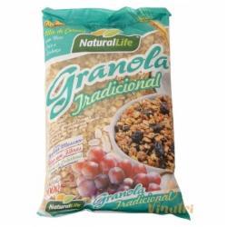 GRANOLA NATURAL LIFE TRAD.700g