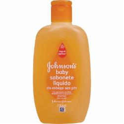 SAB.LIQ.JOHNSONS GLICERINADO 200ml