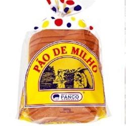 PAO PANCO MILHO 500G