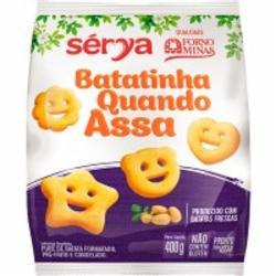 BATATA CONG.SERYA BQA 400g