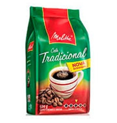CAFE MELITTA TRAD.POUCH 500g