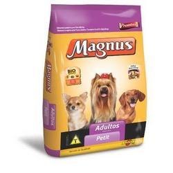 RACAO CAES MAGNUS PETIT MIX 1kg