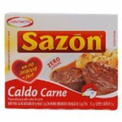 CALDO PO SAZON CARNE 37 5g