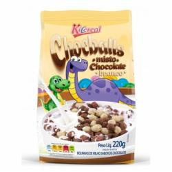 CEREAL KICEREAL CHOCBALL MISTO 220g